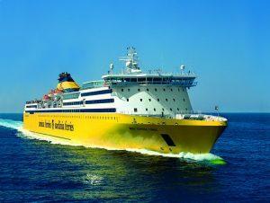 Corsica Ferries amplia l'offerta e sbarca in Sicilia