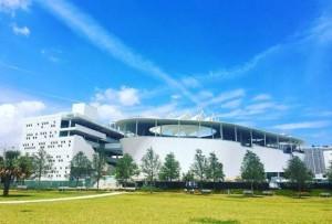 """Miami inaugura il """"Phillip and Patricia Frost Museum of Science"""""""