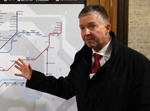 """Londra, slitta l'inaugurazione della """"Night Tube"""""""