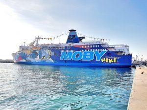 Moby sponsor dell'Elba Comedy Festival
