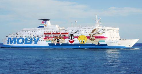 Moby: Corsica a partire da 1 euro