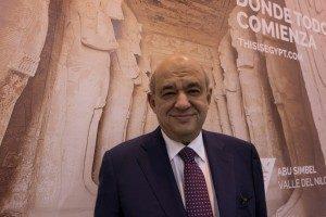 L'Egitto raddoppia i visitatori italiani, il ministro del Turismo al Ttg Incontri