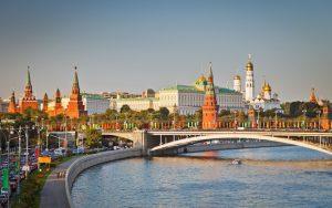 Mosca centra un anno da record con 23,5 milioni di visitatori