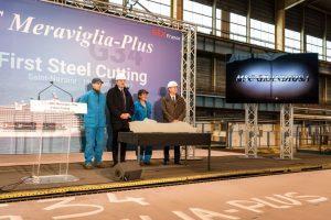 Msc Crociere svela il nome della nuova nave: Msc Grandiosa