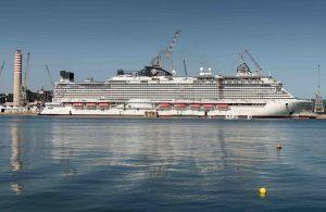 Msc Seaside si avvicina al varo di fine novembre