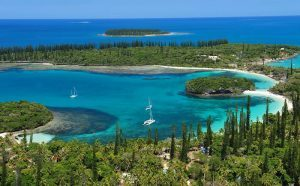 La Nuova Caledonia celebra il decennale della laguna sito Unesco