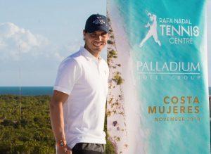 Rafa Nadal Tennis Centre debutta con Palladium in Costa Mujeres
