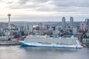 Norwegian Cruise, con Just Goods per eliminare la plastica