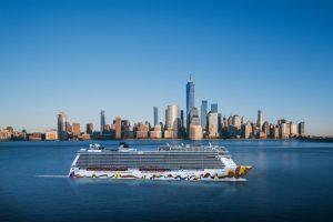 Norwegian Cruise Line inaugura le vendite per il 2020