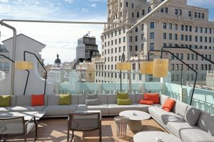 Inaugurato a Madrid l'hotel NH Collection Gran Via