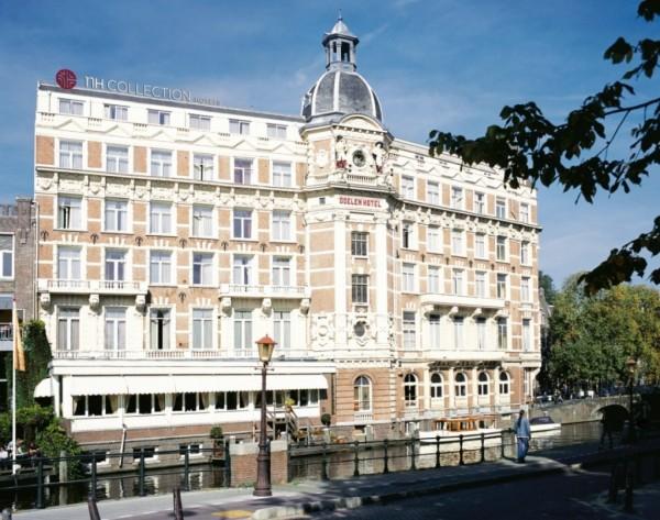 Nh collection inaugura tre hotel ad amsterdam for Hotel centrali ad amsterdam