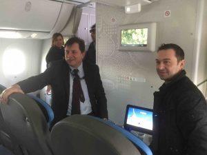 Neos oggi a Malpensa con il primo Boeing 787-9