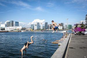 VisitNorway, Oslo in versione estiva tra spiagge e locali