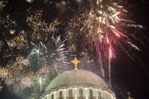 La Serbia in festa per i due Capodanni