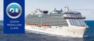 Princess Cruises: cresce la flotta Ocean Medallion Class