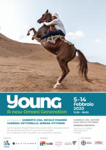 "Oman: a Milano dal 5 al 14 febbraio la mostra ""Young-a new Omani generation"""