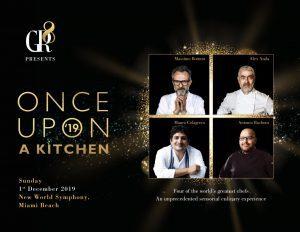 Miami Beach: a dicembre l'edizione 2019 di Once Upon a Kitchen