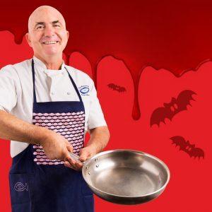 Cucina gourmet su Moby e Tirrenia, con i menu di pesce di chef Romagnolo