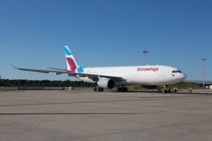 Eurowings rafforza il lungo raggio da Francoforte