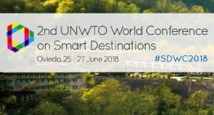 Destinazioni intelligenti, conferenza Unwto a giugno in Spagna