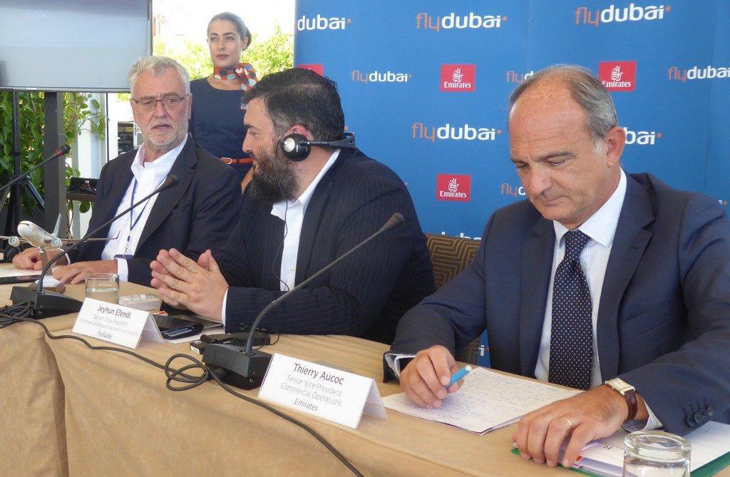 flydubai, da ieri il Napoli-Dubai: l'Expo  2020 e molto nuovo business per il Sud
