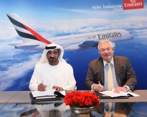 """Emirates ordina 36 nuovi A380 e """"salva"""" il futuro della produzione"""