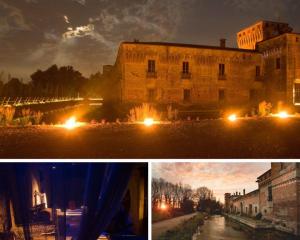 Castello di Padernello, aperture serali e visite guidate da aprile ad ottobre