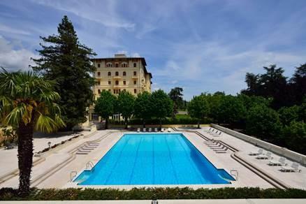 Il Grand Hotel Palazzo della Fonte non è più all'asta