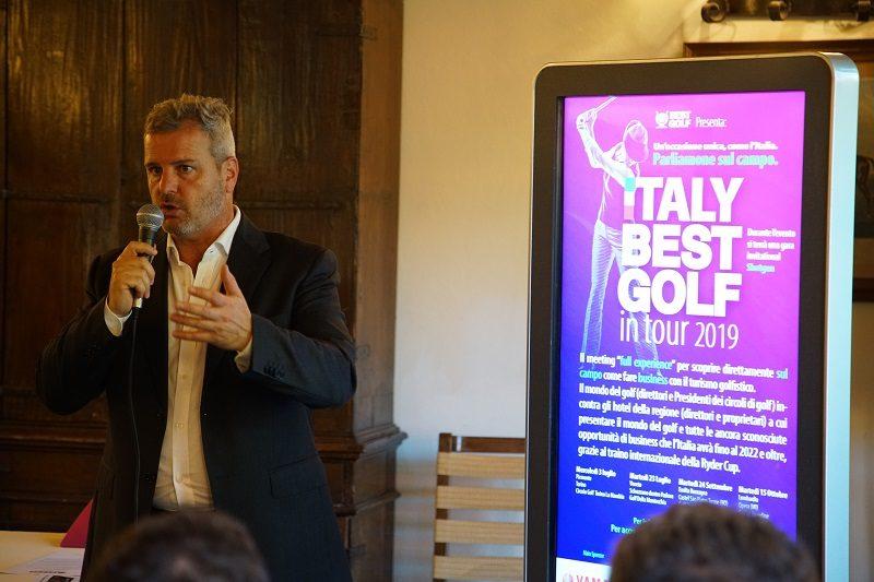Italy best golf in tour, un modo innovativo per integrare il golf al turismo