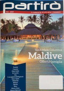 Arriva Partirò, il nuovo magazine di Primarete e Travelbuy