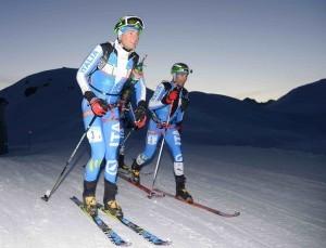 Al ghiacciaio Presena il Campionato di sci alpinismo