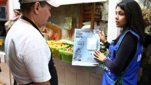 Plastica monouso bandita in Perù