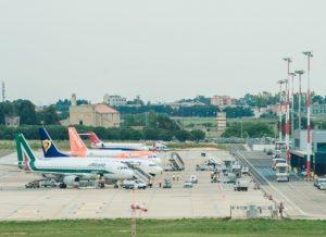 Aeroporti di Puglia: Alitalia riapre i voli su Brindisi
