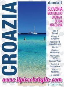 Croazia, Slovenia e Montenegro, arrivano i cataloghi Il Piccolo Tiglio