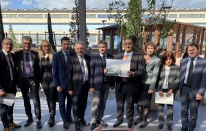 La Spezia, il nuovo terminal crociere per collegare porto e città