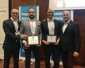Costa Crociere premiata per Customer Experience e Smarty