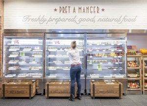 Autogrill aprirà punti vendita Pret A Manger in stazioni e aeroporti