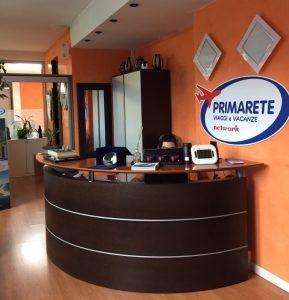 "Primarete lancia la ""Travel Agent Week"""