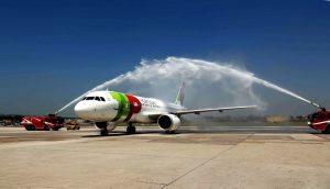 Tap Air Portugal e la nuova rotta Napoli-Lisbona: load factor oltre il 65%