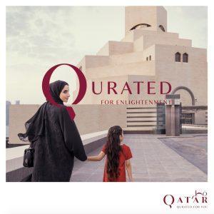 Qurated for you: campagna di promozione globale per il Qatar