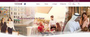 """Qatar Airways promuove la """"Summer in Qatar"""" con l'ente del turismo"""