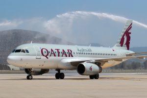 """Qatar Airways: al via la promozione """"Incontriamoci di nuovo"""""""