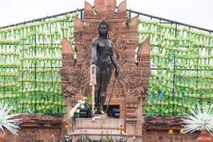 La Thailandia dell'antica Lamphune del Regno di Hariphunchai