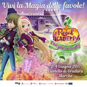 Il party delle favole per famiglie e bambini al Castello di Gradara