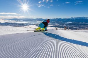 Villach apre la stagione dello sci, principianti benvenuti sull'Alpe Gerlitzen