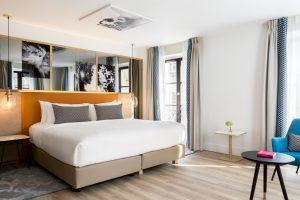 Nuovo smalto per il Renaissance Paris Vendome Hotel