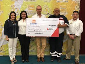 Viva Wyndham a fianco del Messico con una raccolta fondi