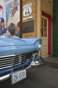 """Route 66: il Missouri celebra la """"mother road"""" con un museo d'auto classiche"""