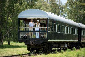 Sui treni Rovos Rail alla scoperta della Namibia