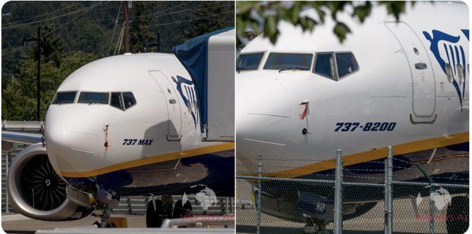 Ryanair modifica il nome dei 737 Max 8 in ordine: ecco i 737-8200